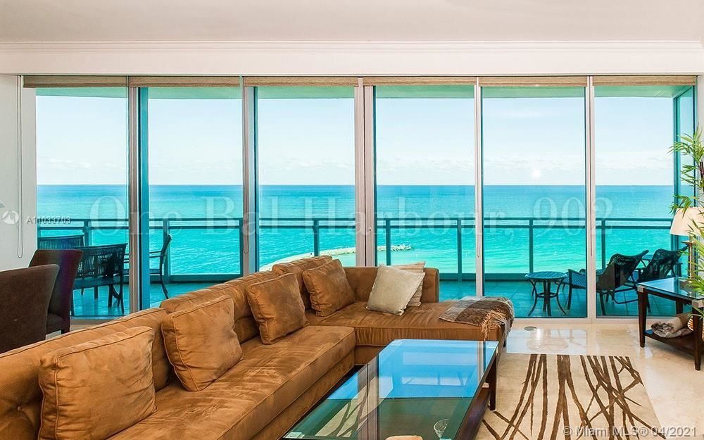 Photo of 10295 Collins Ave #902, Bal Harbour, FL 33154 (MLS # A11033703)