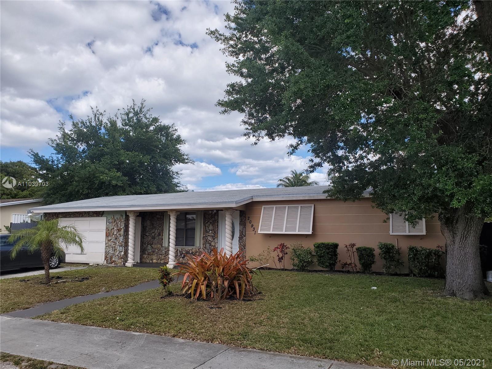 20931 NE 13th Pl, Miami, FL 33179 - #: A11039703