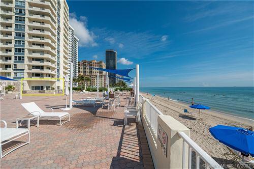 Photo of 3180 S Ocean Dr #108, Hallandale Beach, FL 33009 (MLS # A11098704)