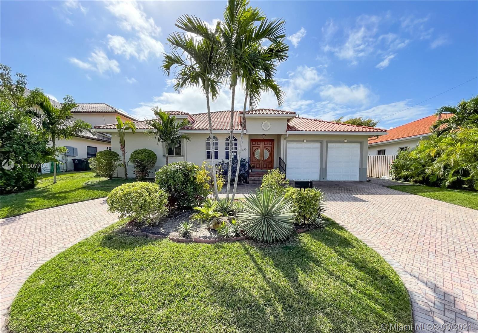 2250 NE 122nd St, North Miami, FL 33181 - #: A11007704