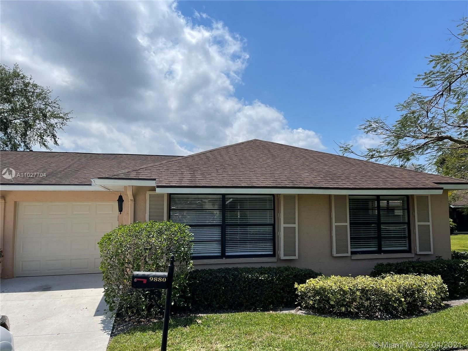 9880 Loquat Tree Run #B, Boynton Beach, FL 33436 - #: A11027704