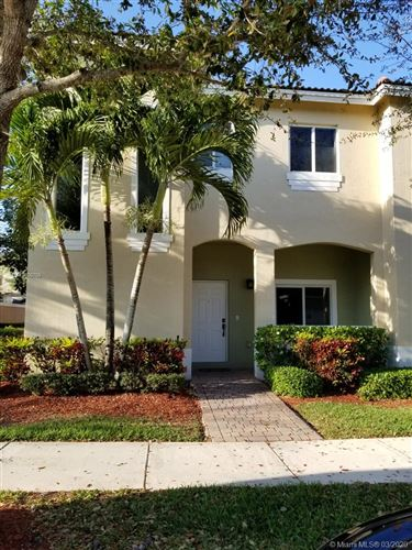 Photo of Listing MLS a10800705 in 1634 SE 23rd Way #1634 Homestead FL 33035