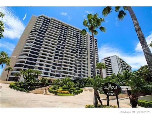 Foto de inmueble con direccion 600 Three Islands Blvd #114 Hallandale Beach Beach FL 33009 con MLS A10867705