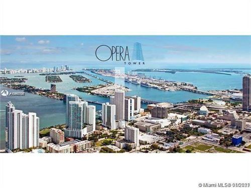 Photo of 1750 N Bayshore Dr #1907, Miami, FL 33132 (MLS # A10953705)