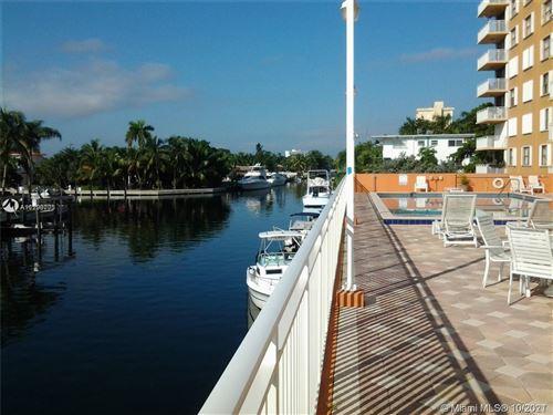 Photo of 2450 NE 135th St #1002, North Miami, FL 33181 (MLS # A11108705)