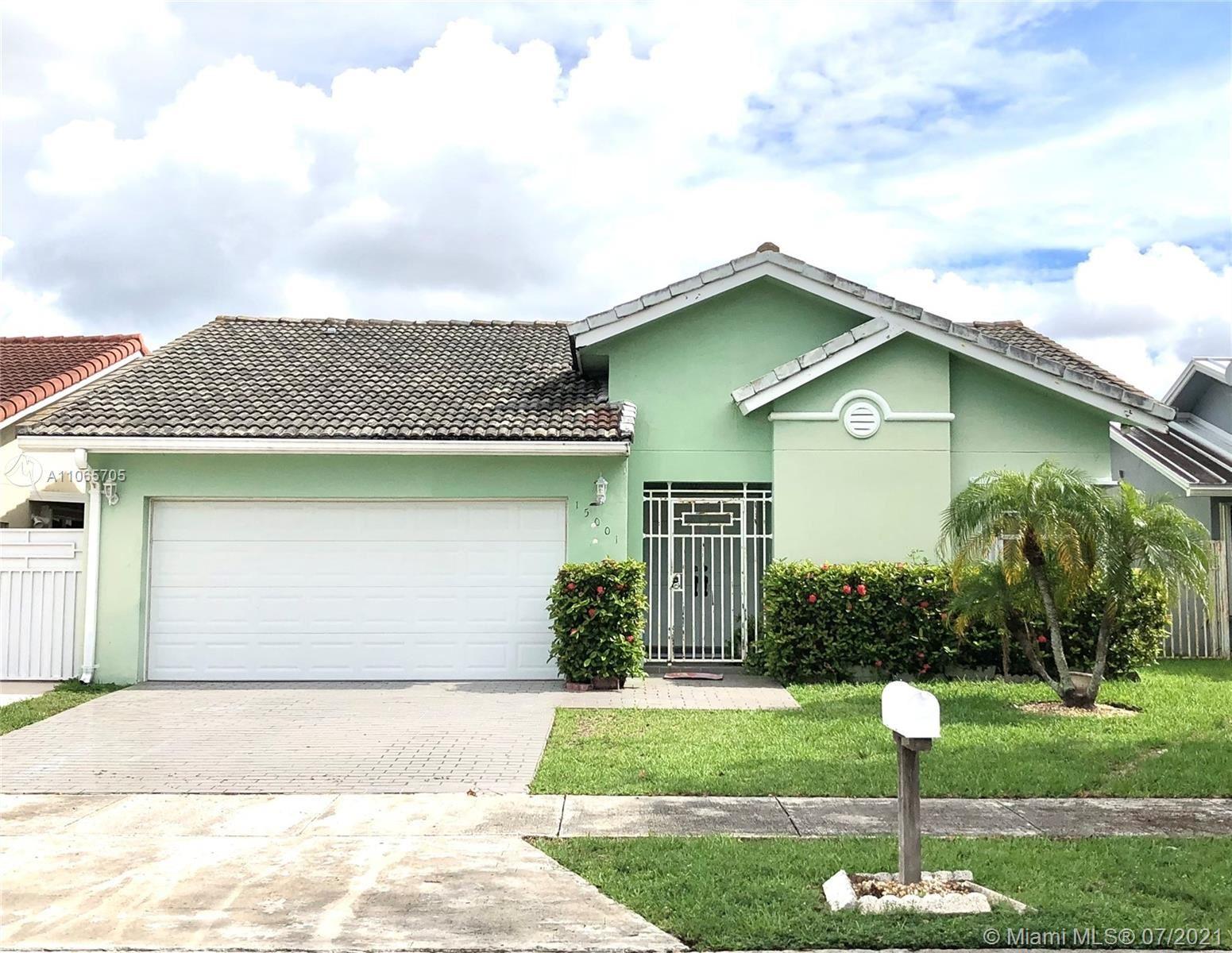 15001 SW 63rd St, Miami, FL 33193 - #: A11065705