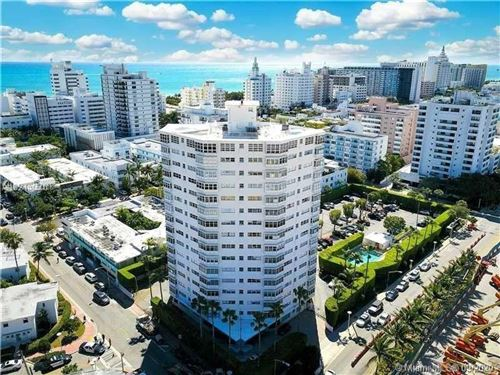 Foto de inmueble con direccion 1881 Washington Ave #6A Miami Beach FL 33139 con MLS A10851706