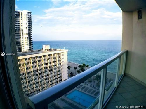 Photo of 16699 Collins Ave #1505, Sunny Isles Beach, FL 33160 (MLS # A10907706)