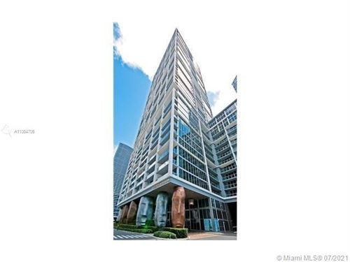 Photo of 485 Brickell Ave #3506, Miami, FL 33131 (MLS # A11064706)