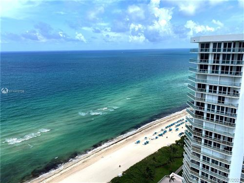 Photo of 16485 E Collins Ave #OS32C, Sunny Isles Beach, FL 33160 (MLS # A11072706)