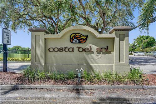 Photo of 3730 Alcantara Ave #69-F, Doral, FL 33178 (MLS # A11098706)