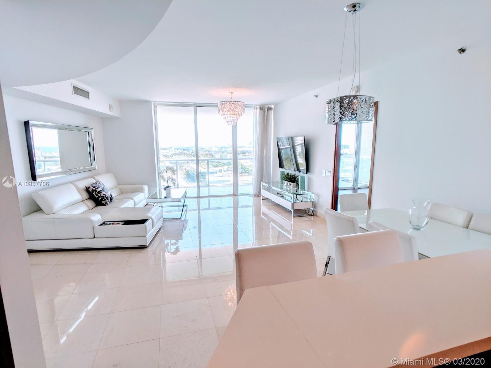 450 Alton Rd. #1804, Miami Beach, FL 33139 - #: A10837706