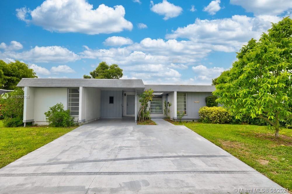 6319 Brookwood Boulevard, Tamarac, FL 33321 - #: A11063706