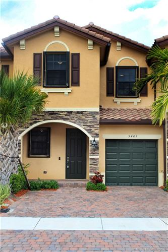 Photo of Listing MLS a10820707 in 5489 NW 27th Ct #5489 Margate FL 33063