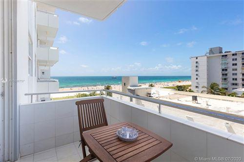Foto de inmueble con direccion 465 Ocean Dr #710 Miami Beach FL 33139 con MLS A10886707