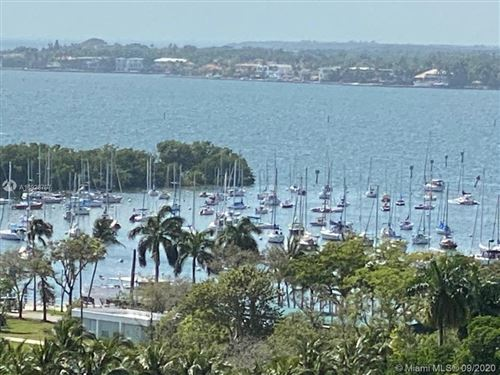 Photo of 2645 S Bayshore Dr #1102, Miami, FL 33133 (MLS # A10928707)
