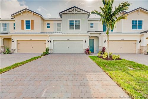 Photo of 1585 Evergreen Ter #1585, Hollywood, FL 33021 (MLS # A11098707)