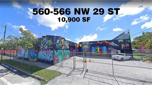 Photo of 560 NW 29th St, Miami, FL 33127 (MLS # A11099707)