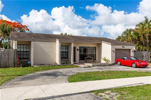 Photo of 8570 Johnson St, Pembroke Pines, FL 33024 (MLS # A11055708)