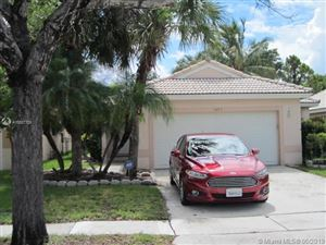 Photo of 1893 NW 208th Ter #0, Pembroke Pines, FL 33029 (MLS # A10687709)