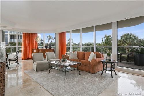 Photo of 6051 N Ocean Dr #302, Hollywood, FL 33019 (MLS # A10801709)