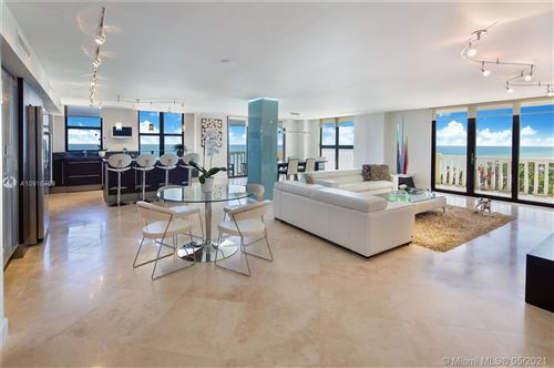 Photo of 9801 Collins Ave #11B Direct Ocean, Bal Harbour, FL 33154 (MLS # A10916709)