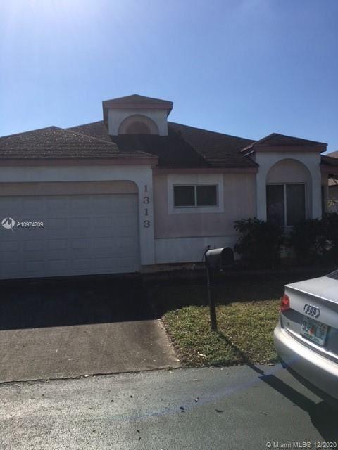 1313 E Glen Oak Rd, North Lauderdale, FL 33068 - #: A10974709