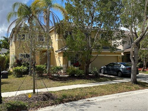 Photo of 1249 Allamanda Way, Weston, FL 33327 (MLS # A10836710)