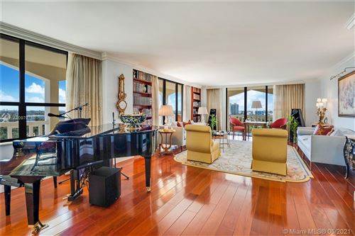 Photo of 9801 Collins Ave #10R, Bal Harbour, FL 33154 (MLS # A10979710)