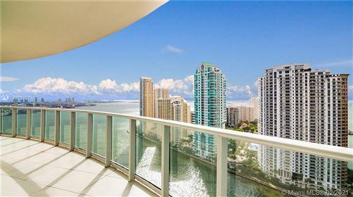 Photo of 300 S Biscayne Blvd #T2708, Miami, FL 33131 (MLS # A10999710)