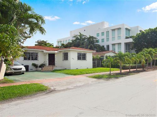 Photo of Listing MLS a10861711 in 1321 14th Ter Miami Beach FL 33139