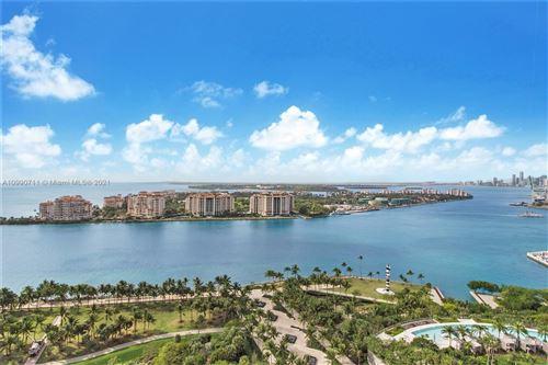 Photo of 300 S Pointe Dr #2404, Miami Beach, FL 33139 (MLS # A10990711)