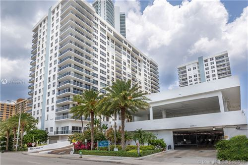 Photo of 2751 S Ocean Dr #1406S, Hollywood, FL 33019 (MLS # A11032711)