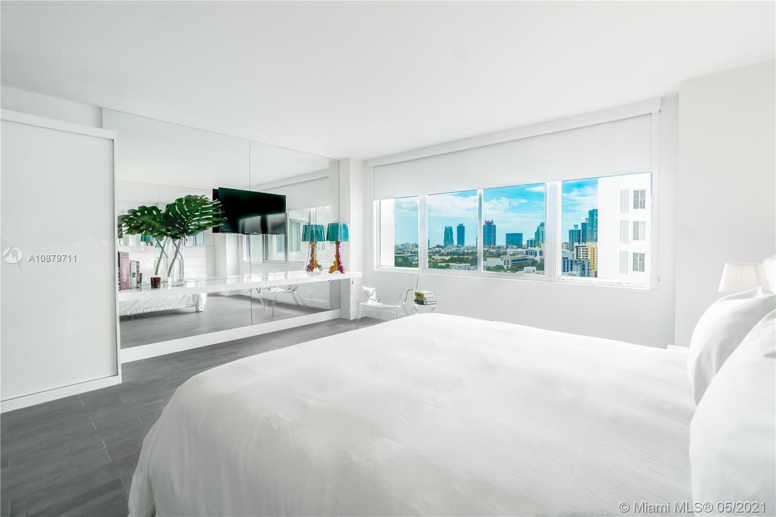 Photo of 1100 West Ave #1403, Miami Beach, FL 33139 (MLS # A10879711)
