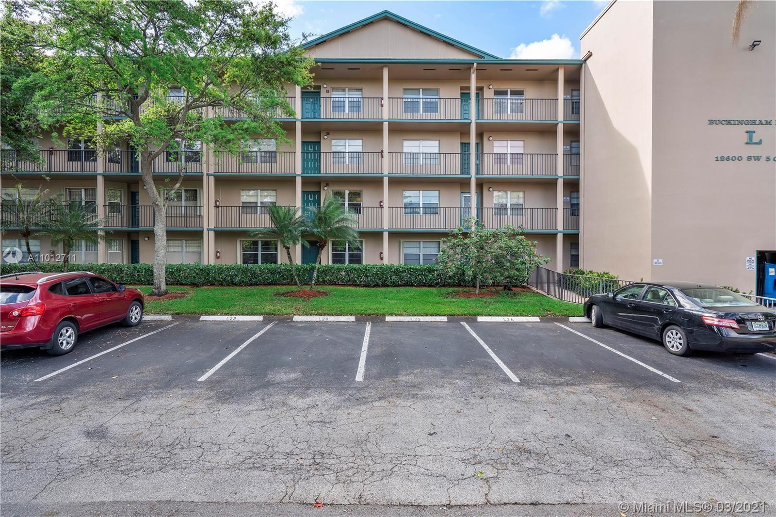 12600 SW 5th Ct #105L, Pembroke Pines, FL 33027 - #: A11012711