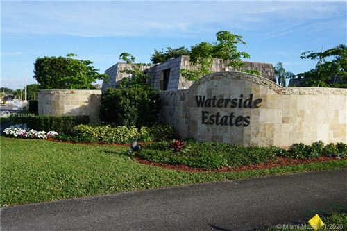 Photo of 2358 Waterside Dr #-, Lake Worth, FL 33461 (MLS # A10755712)