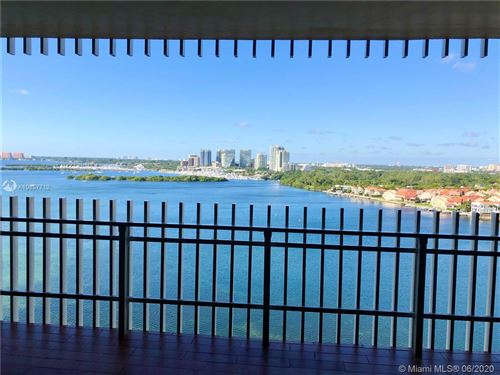 Photo of 1 Grove Isle Dr #A1704, Miami, FL 33133 (MLS # A10857712)