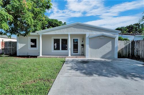 Photo of Listing MLS a10902712 in 120 NW 52nd Ct Oakland Park FL 33309
