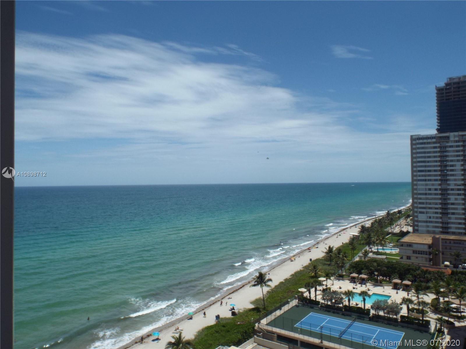 1890 S Ocean Dr #1606, Hallandale Beach, FL 33009 - #: A10898712