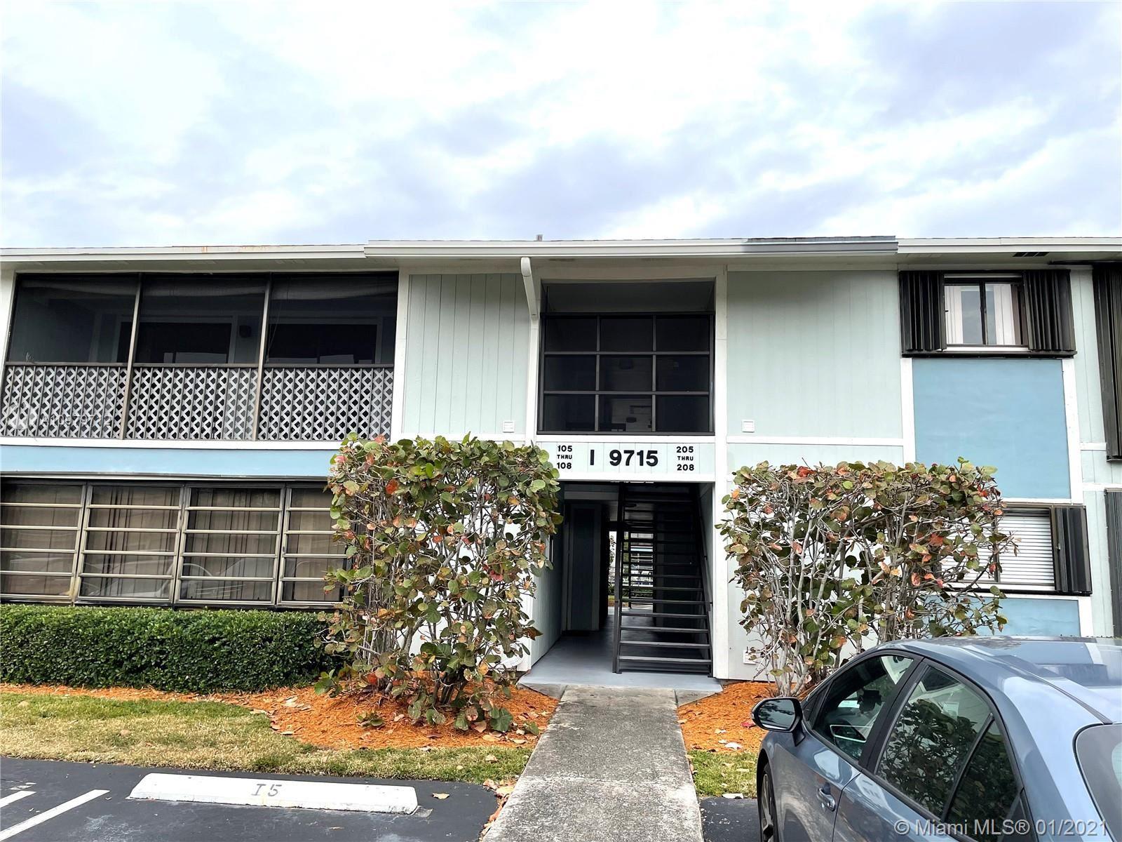 9715 Hammocks Blvd #205, Miami, FL 33196 - #: A10979712