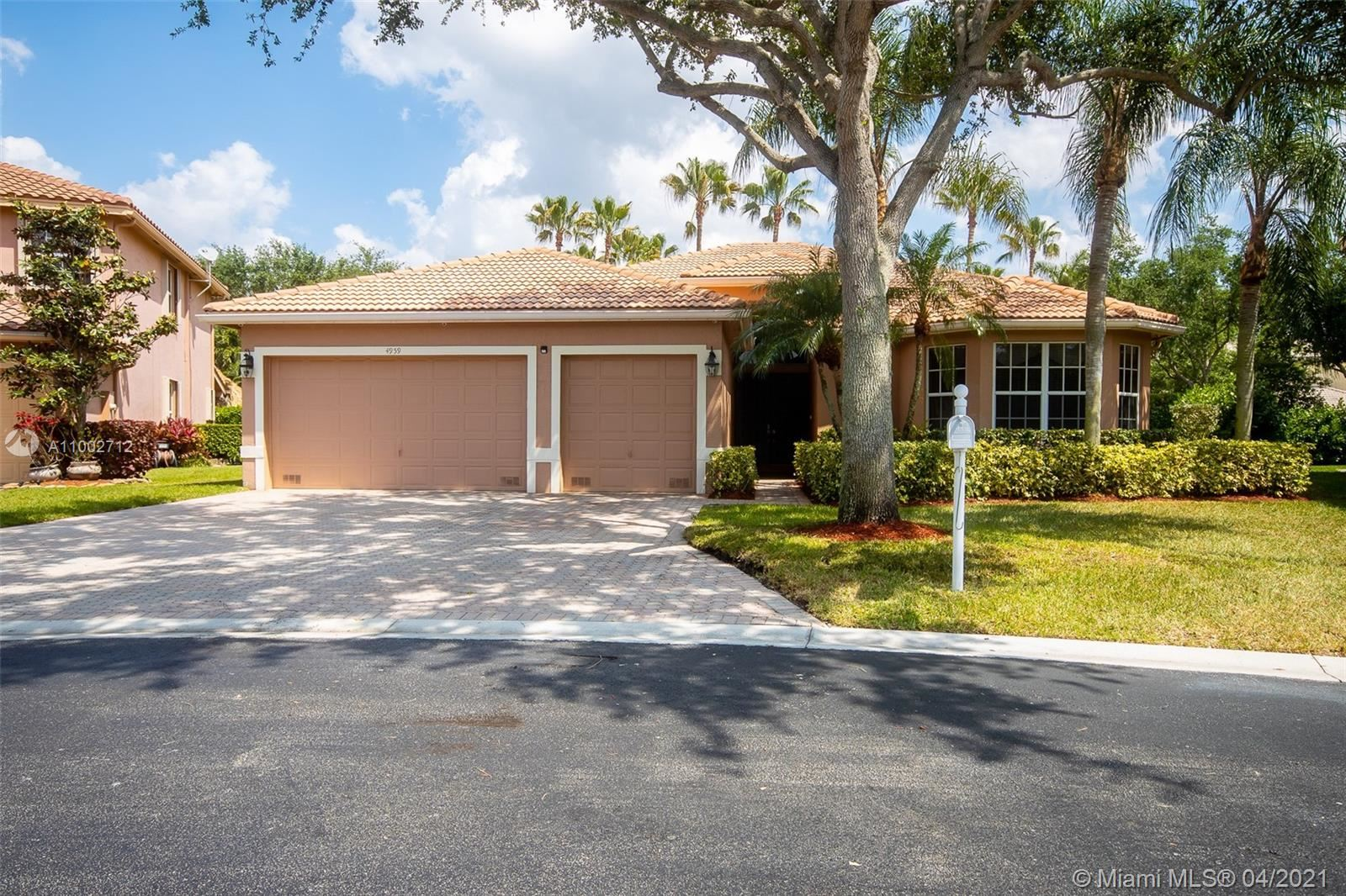 4959 NW 115th Way, Coral Springs, FL 33076 - #: A11002712