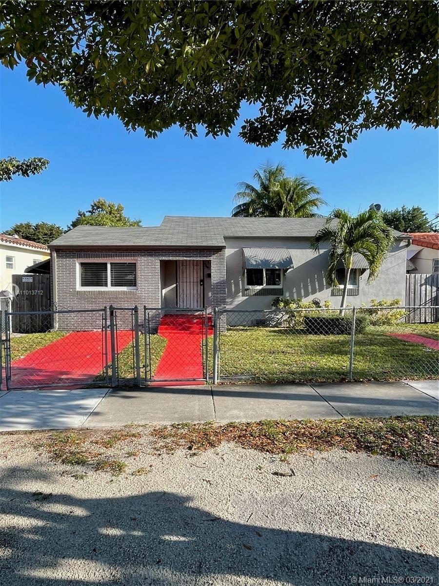 3445 NW 3rd St, Miami, FL 33125 - #: A11013712