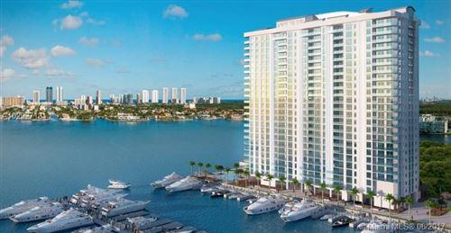 Photo of 17111 Biscayne Blvd #1410, North Miami, FL 33160 (MLS # A10292713)