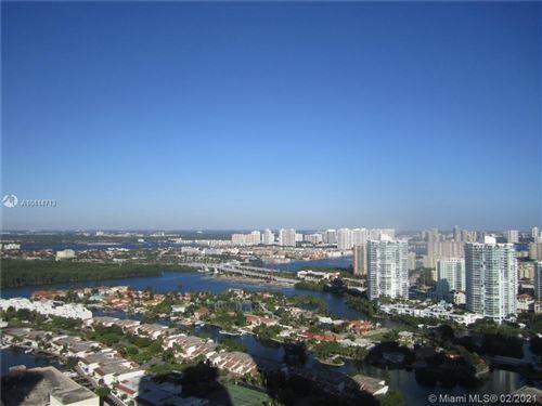 Foto de inmueble con direccion 15901 Collins Ave #3205 Sunny Isles Beach FL 33160 con MLS A10414713