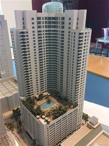Photo of 300 S Biscayne Blvd #2507, Miami, FL 33131 (MLS # A10468713)