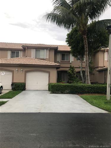 Photo of 7462 SW 162nd Path #0, Miami, FL 33193 (MLS # A11059713)