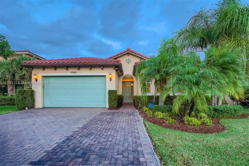 Photo of 2885 Bellarosa Circle, Royal Palm Beach, FL 33411 (MLS # A11116713)