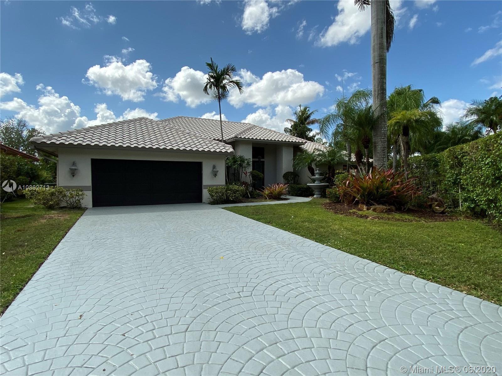 1091 Deerwood Ln, Weston, FL 33326 - #: A10862713