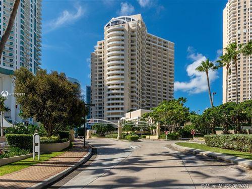 Photo of 888 Brickell Key Dr #802, Miami, FL 33131 (MLS # A11099714)
