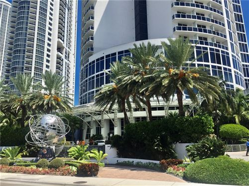 Photo of 18001 Collins Ave #1203, Sunny Isles Beach, FL 33160 (MLS # A11113714)